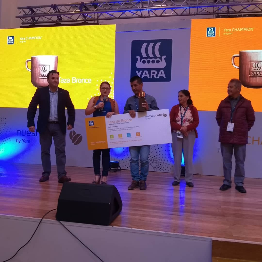 YARA CHAMPION PROGRAM GANADORES DEL CONCURSO
