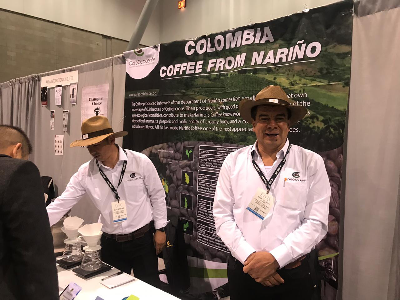 Specialty Coffee Expo Boston 2019